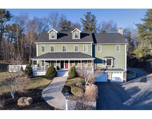 Casa Unifamiliar por un Venta en 6 GREAT ACRES 6 GREAT ACRES Hanover, Massachusetts 02339 Estados Unidos
