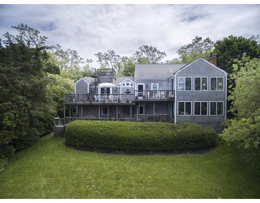 واحد منزل الأسرة للـ Sale في 917 Stony Brook 917 Stony Brook Brewster, Massachusetts 02642 United States