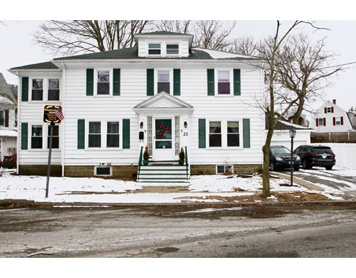 Single Family Home for Sale at 21 Sutton Street Peabody, 01960 United States