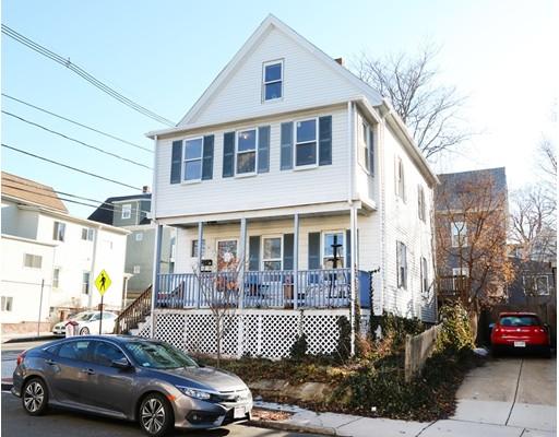 Casa Multifamiliar por un Venta en 94 Albion Street 94 Albion Street Somerville, Massachusetts 02144 Estados Unidos