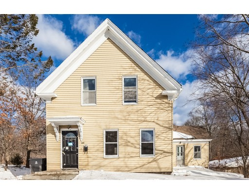 Single Family Home for Sale at 106 E Main Street 106 E Main Street Avon, Massachusetts 02322 United States