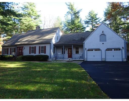 Casa Unifamiliar por un Venta en 25 Settler's Crossing Middleboro, Massachusetts 02346 Estados Unidos