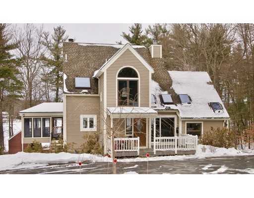 Single Family Home for Sale at 59 Grimes Road 59 Grimes Road Hubbardston, Massachusetts 01452 United States