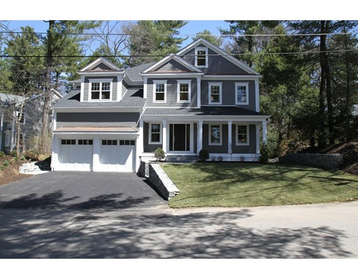 Single Family Home for Sale at 59 Needhamdale 59 Needhamdale Needham, Massachusetts 02492 United States