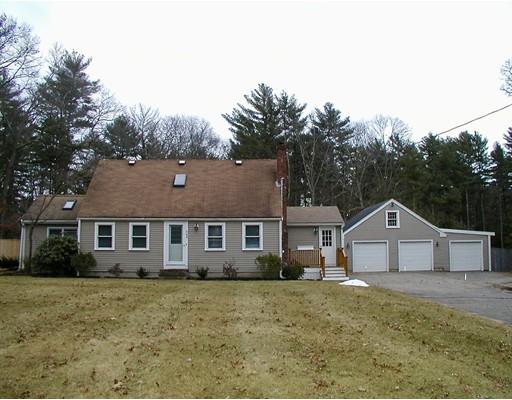 Частный односемейный дом для того Продажа на 343 Holmes Street 343 Holmes Street Halifax, Массачусетс 02338 Соединенные Штаты