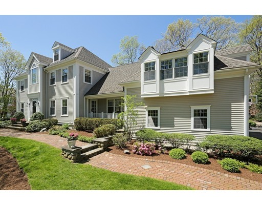 Single Family Home for Sale at 18 Franklin Rodgers Road Hingham, Massachusetts 02043 United States