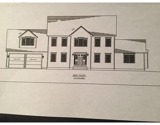 Maison unifamiliale pour l Vente à 365 Spruce Street 365 Spruce Street Bridgewater, Massachusetts 02324 États-Unis