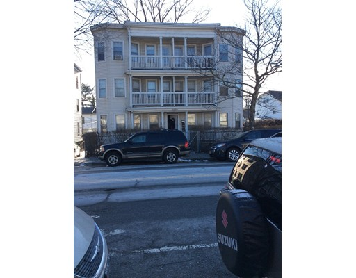 Multi-Family Home for Sale at 4012 Washington Street 4012 Washington Street Boston, Massachusetts 02131 United States