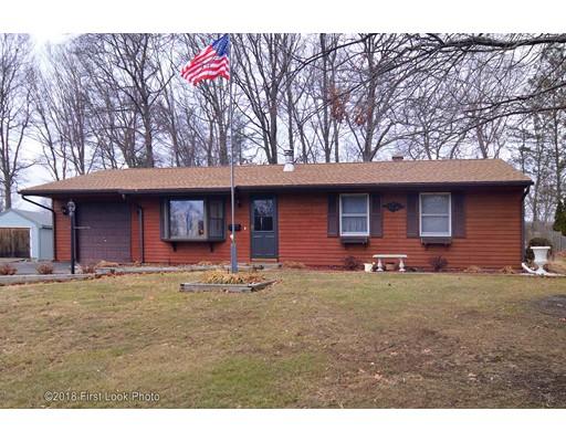 Single Family Home for Sale at 245 Mount Fair Circle 245 Mount Fair Circle Swansea, Massachusetts 02777 United States