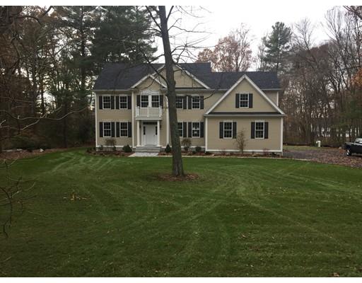 独户住宅 为 出租 在 44 glen Street 44 glen Street Dover, 马萨诸塞州 02030 美国