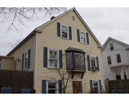 Single Family Home for Sale at 24 Elm Street 24 Elm Street Peabody, Massachusetts 01960 United States