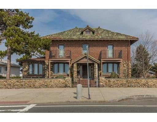 Частный односемейный дом для того Аренда на 640 Revere Beach Blvd 640 Revere Beach Blvd Revere, Массачусетс 02151 Соединенные Штаты