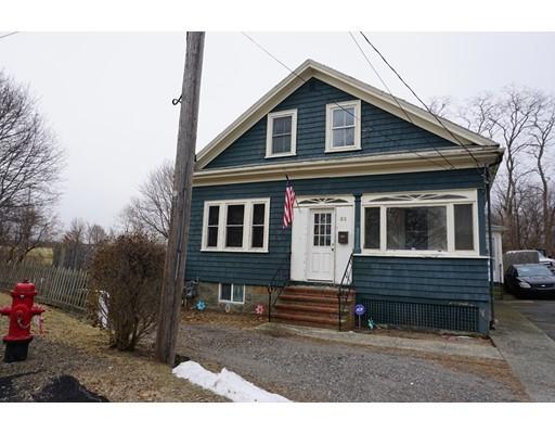 Single Family Home for Sale at 31 Dane Street 31 Dane Street Peabody, Massachusetts 01960 United States
