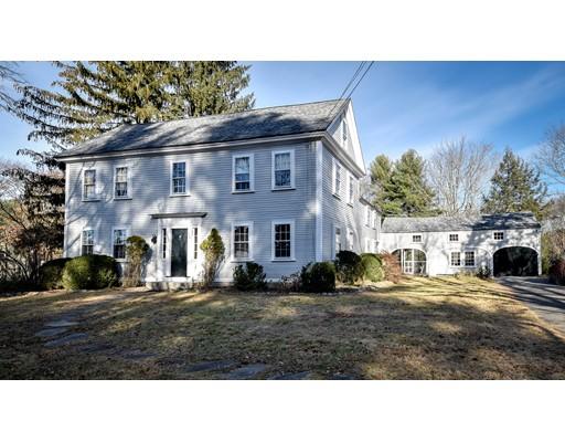 Частный односемейный дом для того Продажа на 58 Hudson Road 58 Hudson Road Sudbury, Массачусетс 01776 Соединенные Штаты
