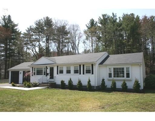 獨棟家庭住宅 為 出售 在 14 Bancroft Street 14 Bancroft Street Lynnfield, 麻塞諸塞州 01940 美國