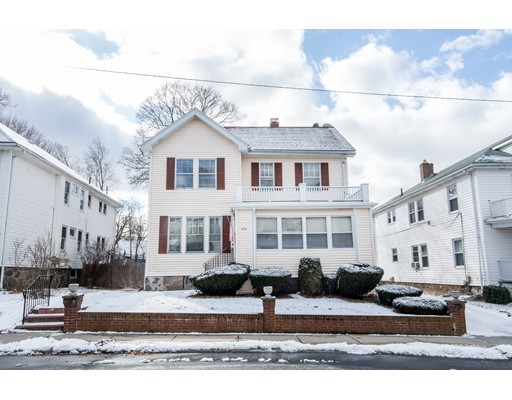 Single Family Home for Sale at 204 Maple Street 204 Maple Street Boston, Massachusetts 02132 United States