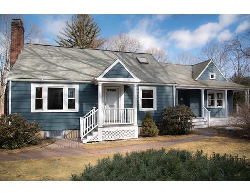 独户住宅 为 销售 在 8 Cary Avenue 8 Cary Avenue Lexington, 马萨诸塞州 02421 美国