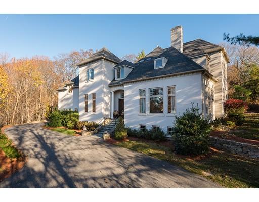 Maison unifamiliale pour l Vente à 7 Schoolmaster Lane 7 Schoolmaster Lane Dedham, Massachusetts 02026 États-Unis