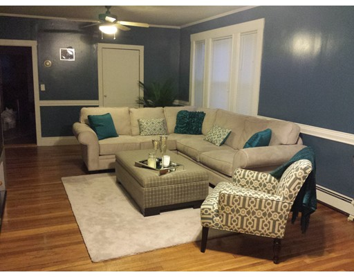Single Family Home for Rent at 29 Falmouth Brockton, Massachusetts 02301 United States