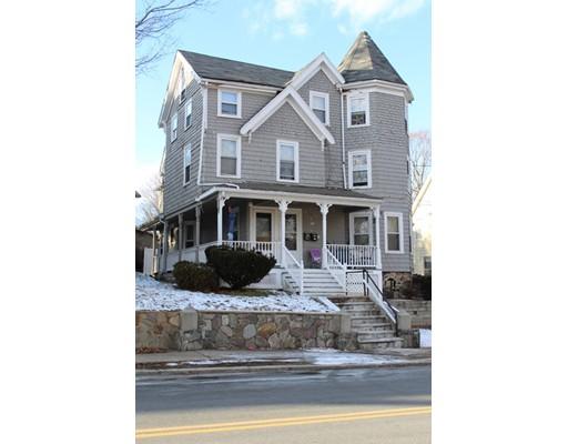 Многосемейный дом для того Продажа на 293 Albion Street 293 Albion Street Wakefield, Массачусетс 01880 Соединенные Штаты