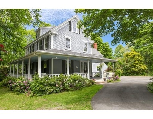 Single Family Home for Sale at 7 Jarves Street Sandwich, Massachusetts 02563 United States