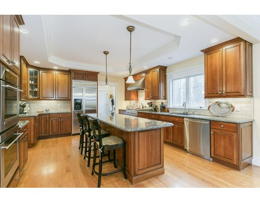 Single Family Home for Rent at 5 Sollys Way #SF 5 Sollys Way #SF Lexington, Massachusetts 02420 United States