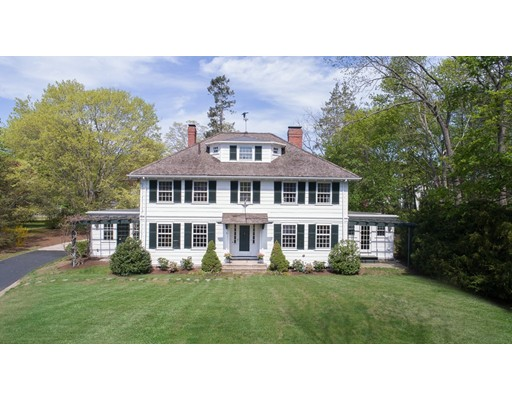 Single Family Home for Sale at 16 Miles Road 16 Miles Road Hingham, Massachusetts 02043 United States