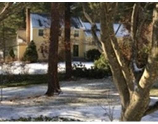 独户住宅 为 出租 在 3 Saddle Ridge Road 3 Saddle Ridge Road Dover, 马萨诸塞州 02030 美国