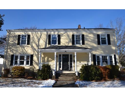 独户住宅 为 销售 在 429 William Street 429 William Street 斯托纳姆, 马萨诸塞州 02180 美国