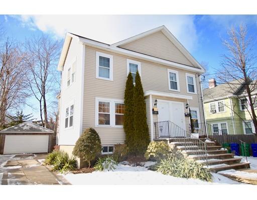 Single Family Home for Rent at 25 Milo Street Newton, Massachusetts 02465 United States