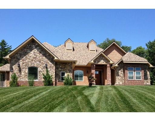 独户住宅 为 销售 在 3 Spring Brook Lane 3 Spring Brook Lane 莱克威尔, 马萨诸塞州 02347 美国