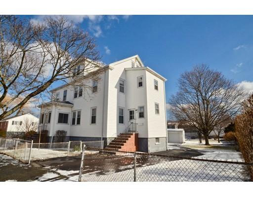 متعددة للعائلات الرئيسية للـ Sale في 25 Bent Avenue 25 Bent Avenue Malden, Massachusetts 02148 United States