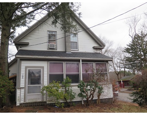Single Family Home for Sale at 164 Central Street 164 Central Street Abington, Massachusetts 02351 United States