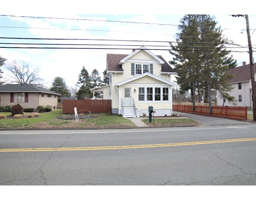 Single Family Home for Sale at 529 Mill Street 529 Mill Street Agawam, Massachusetts 01030 United States