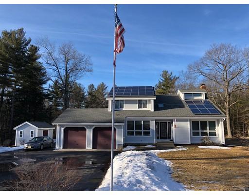 Single Family Home for Sale at 99 Gardner Road 99 Gardner Road Hubbardston, Massachusetts 01452 United States