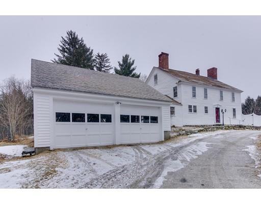 Single Family Home for Sale at 392 Main Street 392 Main Street Bolton, Massachusetts 01740 United States