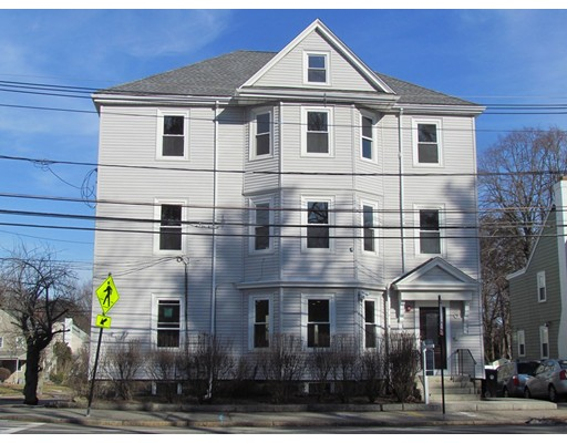 Condominium for Sale at 352 Clyde 352 Clyde Brookline, Massachusetts 02467 United States