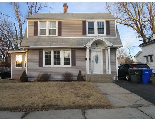 独户住宅 为 出租 在 77 DORSET STREET 77 DORSET STREET Springfield, 马萨诸塞州 01108 美国