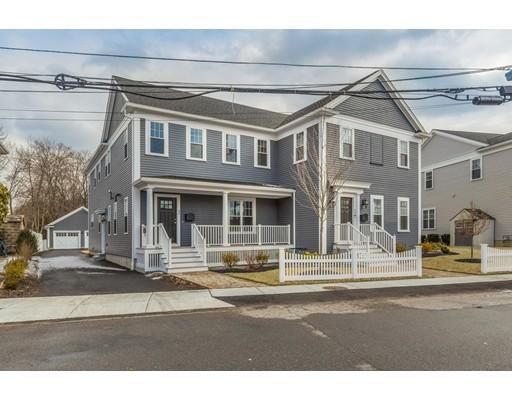 Condominium for Sale at 52 White St #52 52 White St #52 Belmont, Massachusetts 02478 United States