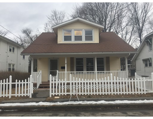 Single Family Home for Sale at 9 Upland Avenue 9 Upland Avenue Webster, Massachusetts 01570 United States