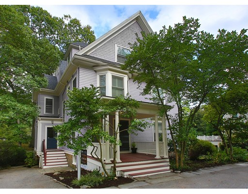 Single Family Home for Sale at 3 Perrin Road 3 Perrin Road Brookline, Massachusetts 02445 United States