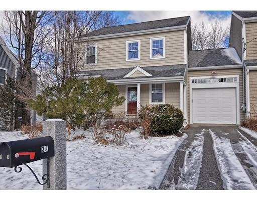 Appartement en copropriété pour l Vente à 3 Allen Street #A 3 Allen Street #A Natick, Massachusetts 01760 États-Unis