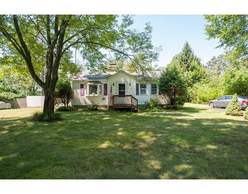 واحد منزل الأسرة للـ Sale في 58 Old Mill Road 58 Old Mill Road Shrewsbury, Massachusetts 01545 United States