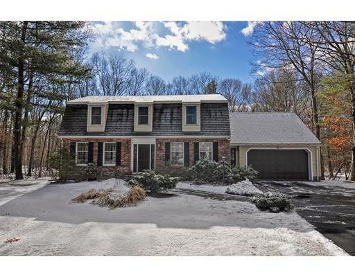 Maison unifamiliale pour l Vente à 306 Eliot Street 306 Eliot Street Natick, Massachusetts 01760 États-Unis