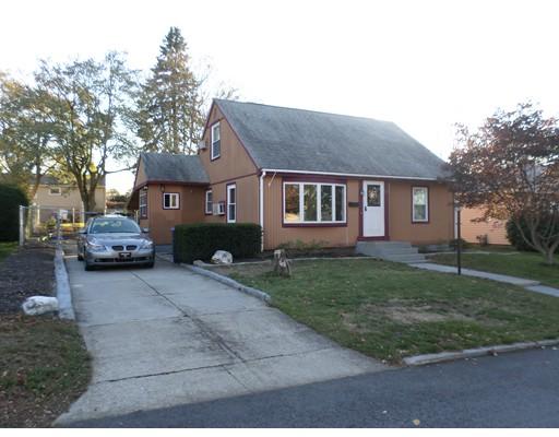 Single Family Home for Sale at 112 Hazard Avenue 112 Hazard Avenue East Providence, Rhode Island 02914 United States