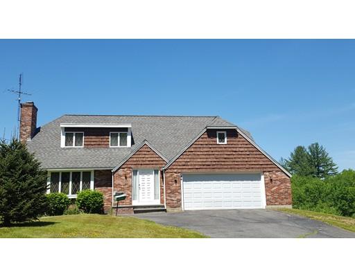 Maison unifamiliale pour l Vente à 44 Prescott Street 44 Prescott Street Pepperell, Massachusetts 01463 États-Unis