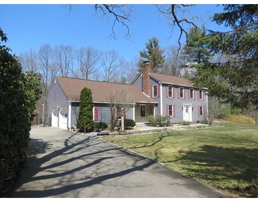 واحد منزل الأسرة للـ Sale في 1298 New Braintree Road 1298 New Braintree Road Oakham, Massachusetts 01068 United States