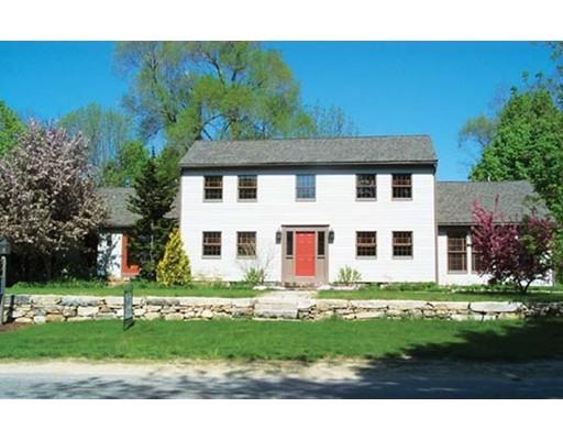 Single Family Home for Sale at 28 Main Street 28 Main Street Douglas, Massachusetts 01516 United States