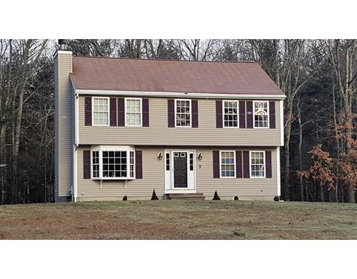 Частный односемейный дом для того Продажа на 7 Joanna Drive 7 Joanna Drive Rutland, Массачусетс 01543 Соединенные Штаты
