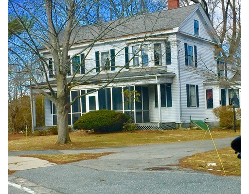 Single Family Home for Sale at 217 Bacon Street 217 Bacon Street Natick, Massachusetts 01760 United States